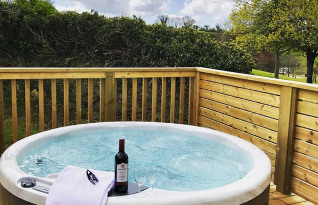 Signature VIP Hot Tub Caravan Range