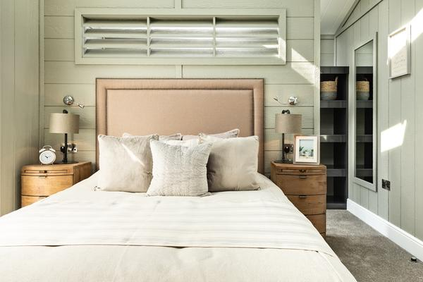 The Glasshouse | Master Bedroom