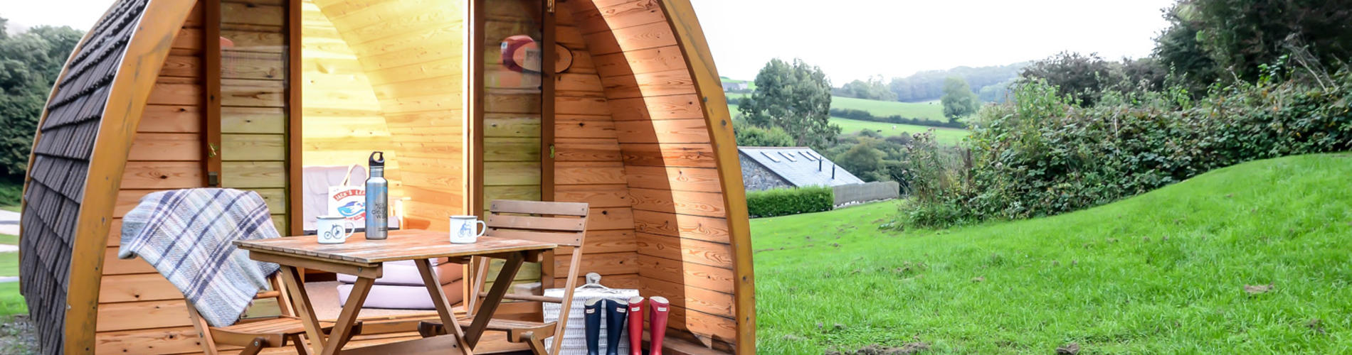 Stay at Whitehill Country Park