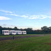 Caravan Storage at Whitehill Country Park