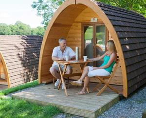 Whitehill Country Park - Camping Pods